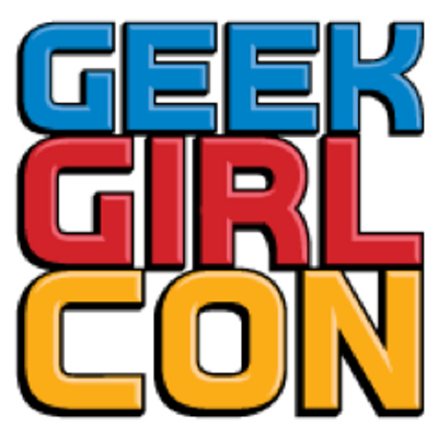 Geek Girl Con Logo