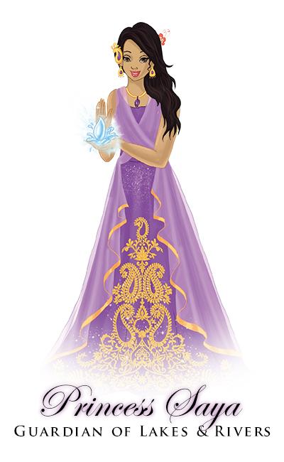 Princess Saya